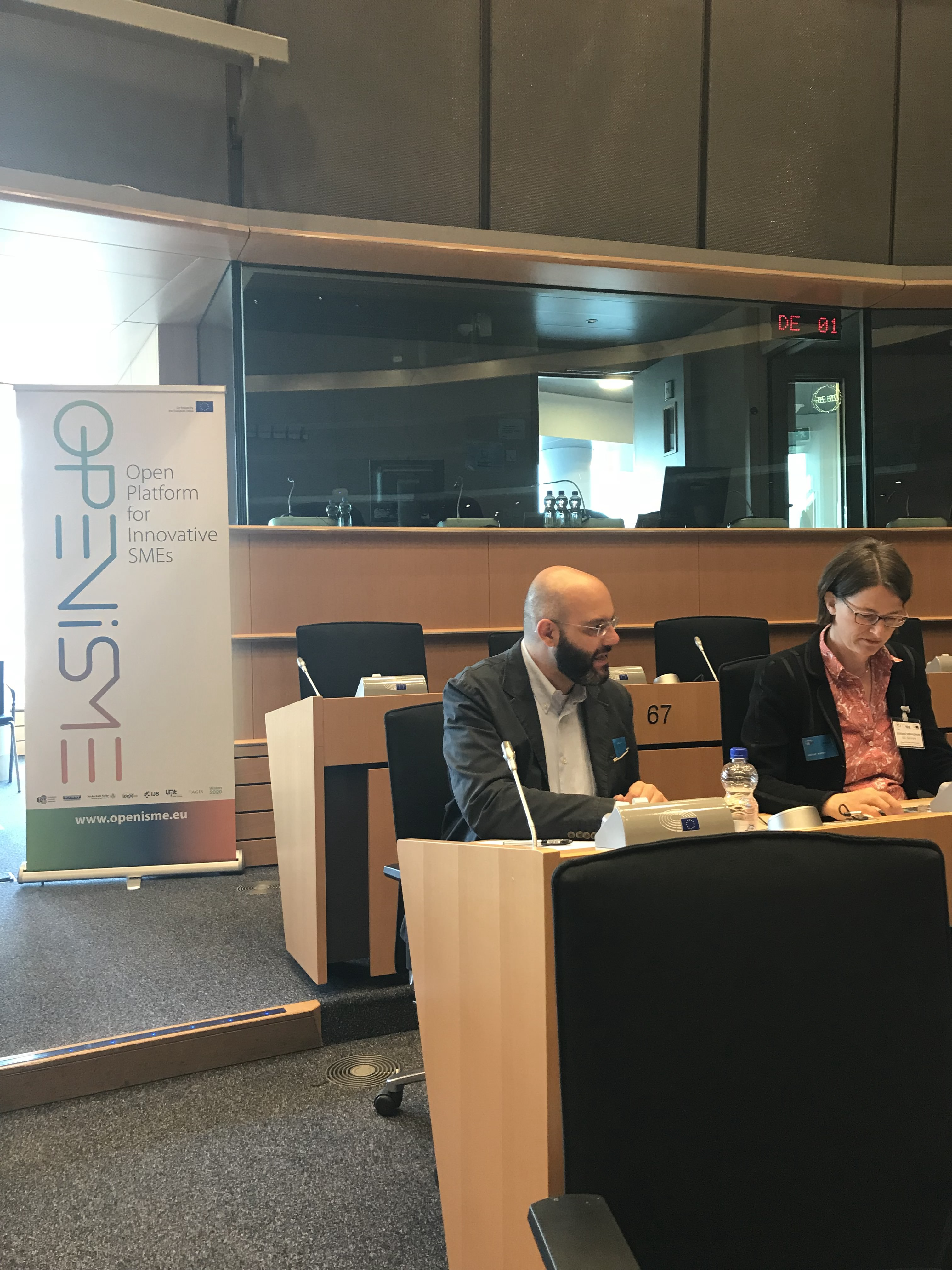 INSME 14th Annual Meeting in Brussels - OPENiSME